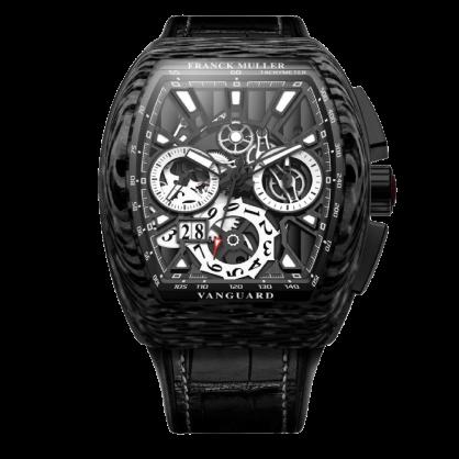Franck Muller Vanguard Grand Date Black