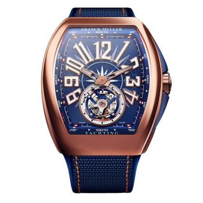 Franck Muller Vanguard Yachting Tourbillon