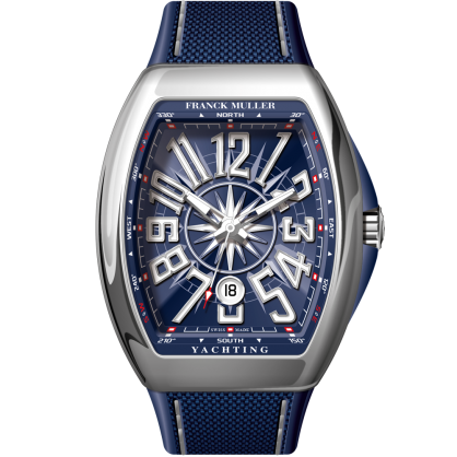 Franck Muller Vanguard Yachting V45 SC DT YACHTING AC