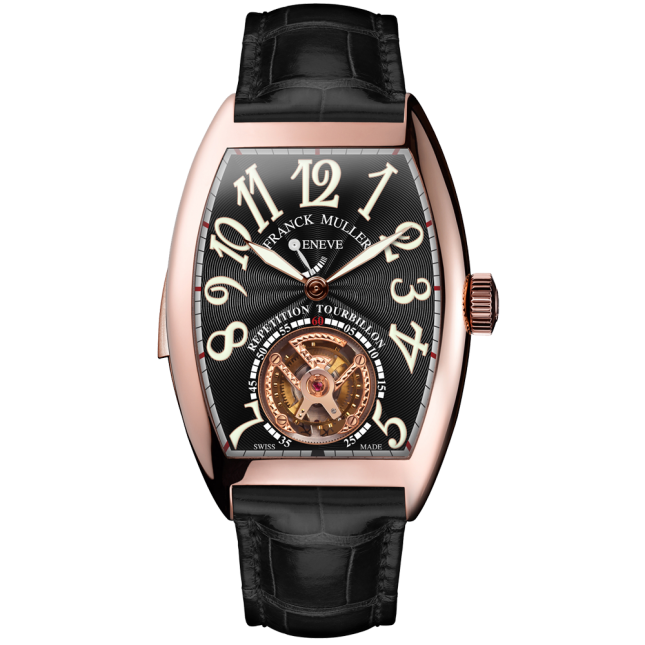 Franck Muller minute repetition 8880 rm t