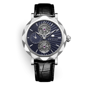 Graff Double Tourbillon GMT