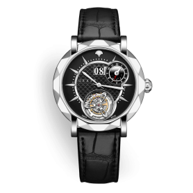 Graff Grand Date Dual Time Tourbillon