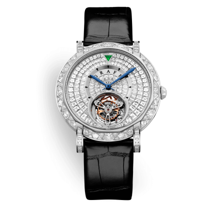 Graff Ultra Flat Tourbillon