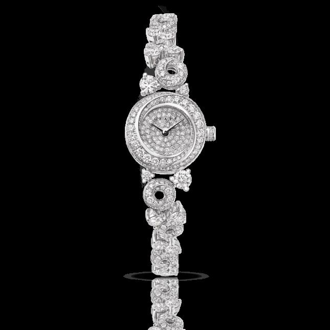Graff Spiral Jewellery Timepiece GSP19WGDDD