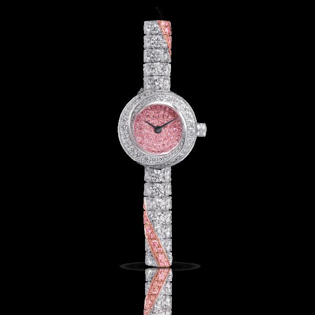 Graff Spiral Jewellery Timepiece GSP19WGDPDP