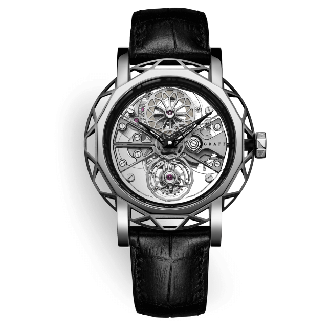 Graff Structural Tourbillon Skeleton Automatic