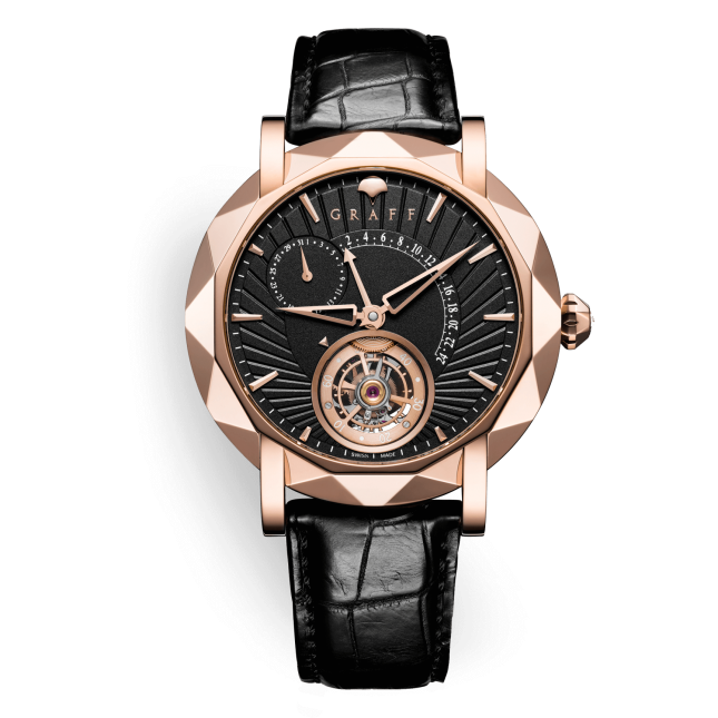 Graff Tourbillon GMT