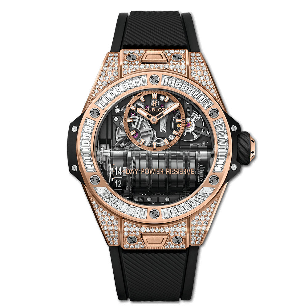 Hublot BIG BANG MP-11 POWER RESERVE 14 DAYS KING GOLD JEWELLERY