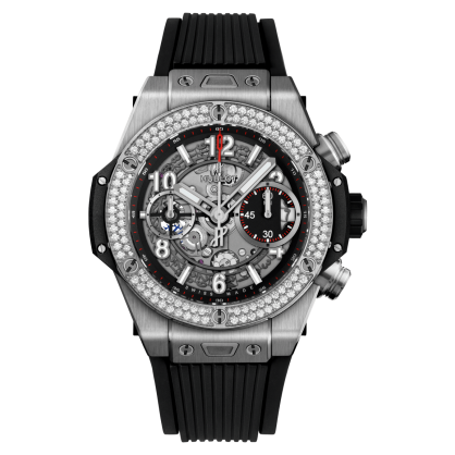 Hublot Big Bang Unico Titanium Diamonds 42mm