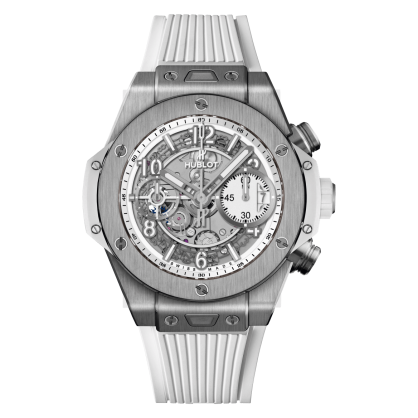 Hublot Big Bang Unico Titanium White 42mm