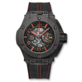 Hublot Big Bang Ferrari Chronograph Unico Carbon 45mm