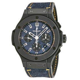 Hublot Big Bang Jeans Dial