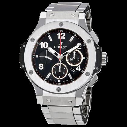 Hublot Big Bang Stainless Steel Wristwatch 44mm