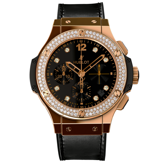 Hublot Big Bang Shiny Rose Gold