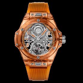 Hublot Big Bang Tourbillon Automatic Orange Sapphire 45mm
