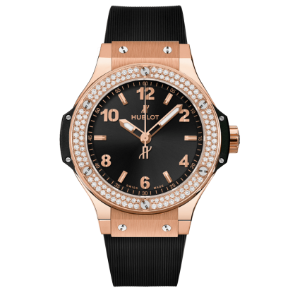 Hublot Big Bang Gold Diamonds 38mm