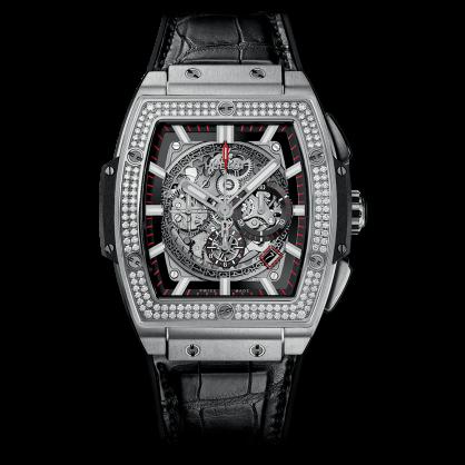 Hublot Spirit Of Big Bang Titanium Diamonds 42mm