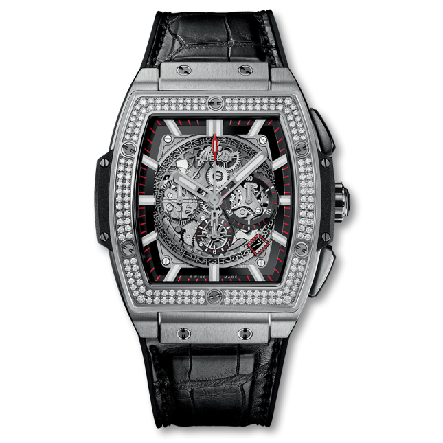 Hublot Spirit Of Big Bang Titanium Diamonds 42mm