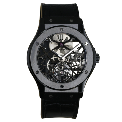 Hublot Classic Fusion Skeleton Tourbillon 45mm