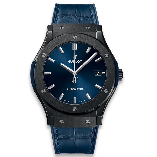 Hublot Classic Fusion Ceramic Blue 45mm