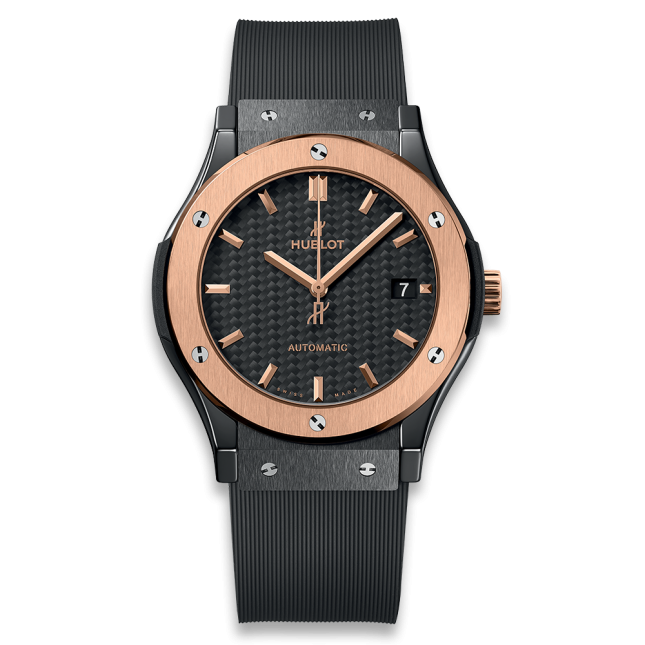 Hublot Classic Fusion Ceramic King Gold 45mm