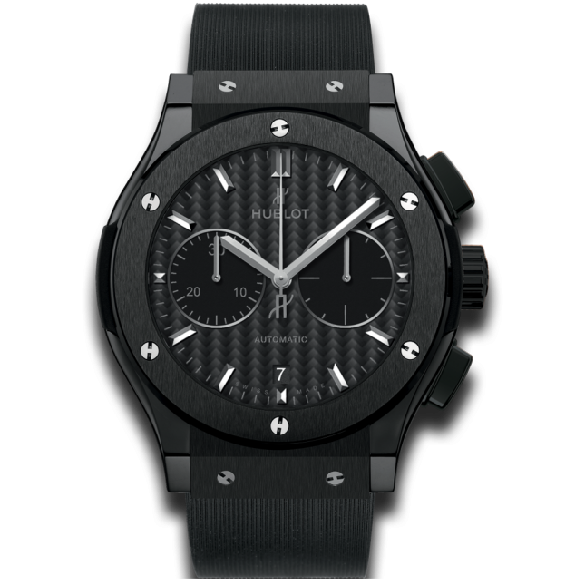 Hublot Classic Fusion Chronograph Black Magic 45mm