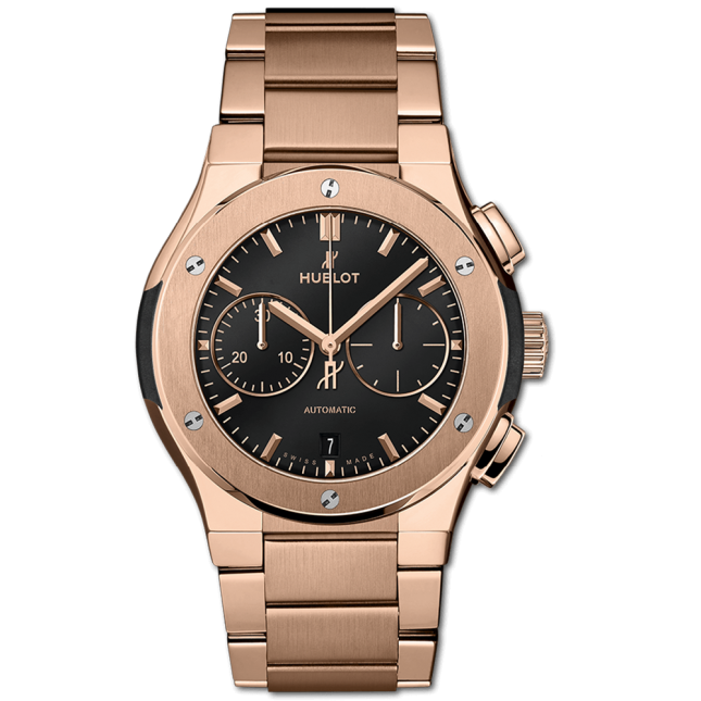 Hublot Classic Fusion King Gold Bracelet 33mm