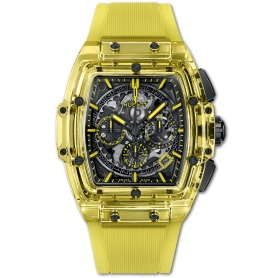 Hublot spirit of big bang yellow sapphire 42mm