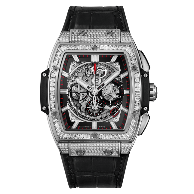 Hublot Spririt Of Big Bang Titanium Jewellery 45mm