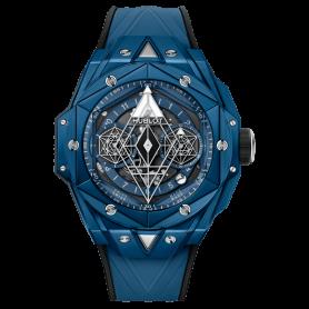 Hublot Big Bang Sang Bleu II Blue Ceramic