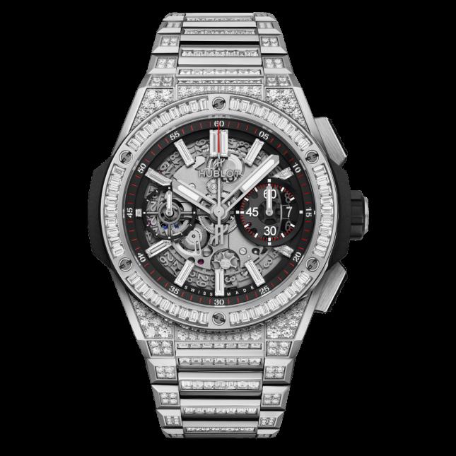 Hublot Big Bang Integral Titanium Jewellery