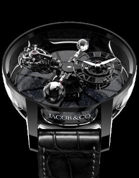 Jacob & Co ASTRONOMIA TOURBILLON BLACK CERAMIC BLACK MOVEMENT