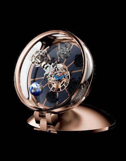 Jacob & Co Astronomia Tableclock