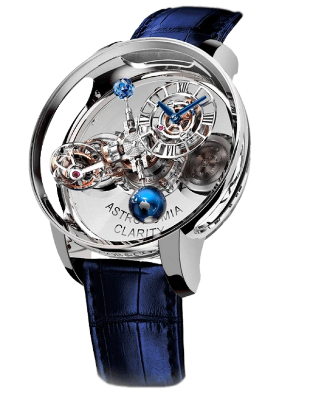 Jacob & Co Astronomia Clarity