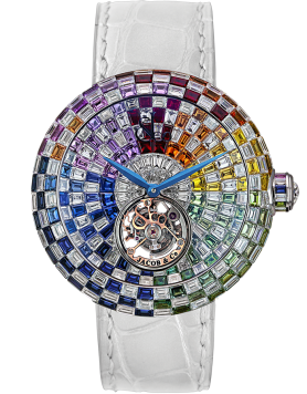 Jacob & Co BRILLIANT FLYING TOURBILLON ARLEQUINO