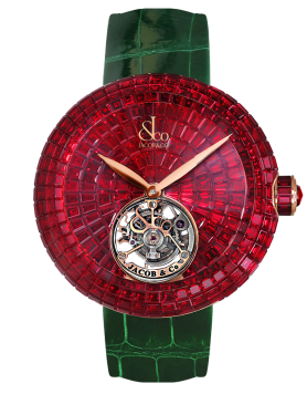 Jacob & Co BRILLIANT FLYING TOURBILLON