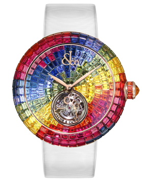 Jacob & Co Brilliant Flying Tourbillon Peru Mountain Color