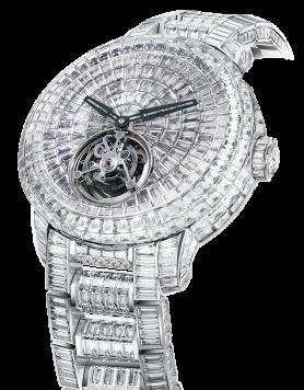 Jacob & Co Caviar Tourbillon Diamond Bracelet
