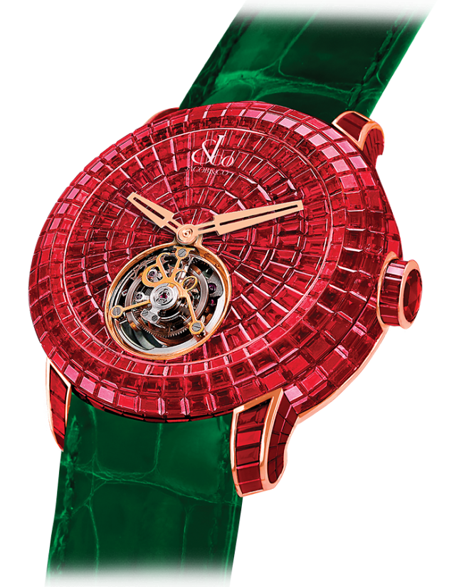 Jacob & Co CAVIAR TOURBILLON