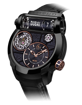 Jacob & Co Epic SF24 Tourbillon