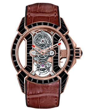 Jacob & Co EPIC X TOURBILLON SPINEL