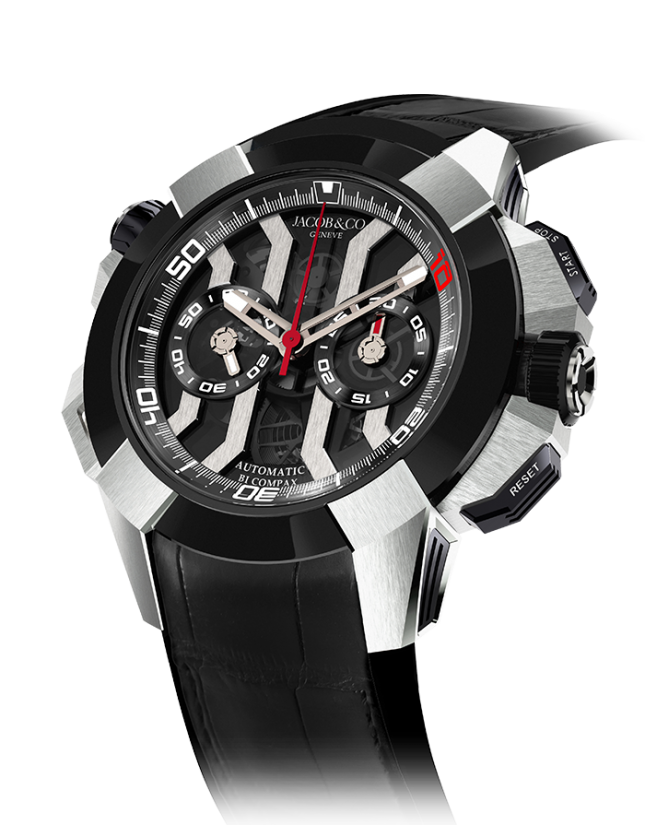 Jacob & Co Epic X Chrono Luis Figo Limited Edition