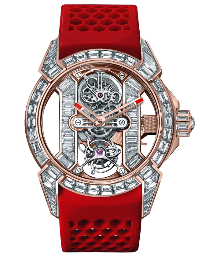 Jacob & Co EPIC X TOURBILLON BAGUETTE