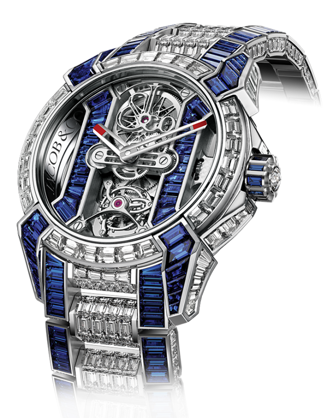 Jacob & Co EPIC X TOURBILLON BRACELET