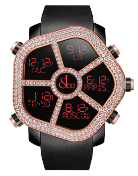 Jacob & Co GHOST ROSE GOLD