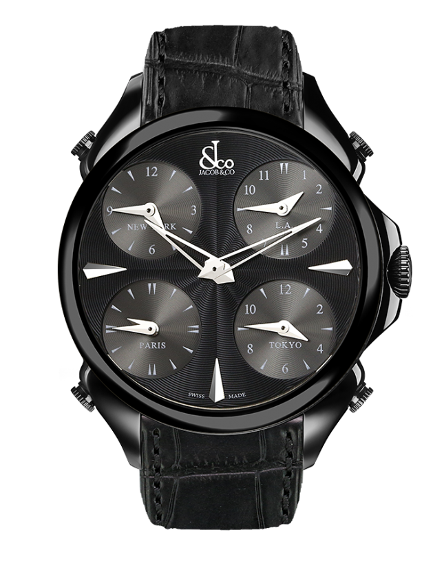 Jacob & Co Palatial Five Time Zone