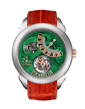 Jacob & Co PALATIAL FLYING TOURBILLON JUMPING HOURS