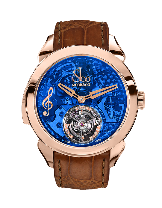 Jacob & Co PALATIAL FLYING TOURBILLON MINUTE REPEATER