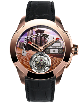 Jacob & Co Pioneer Tourbillon