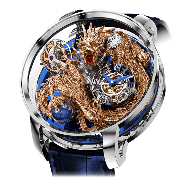 Jacob & Co Astronomia Sky Platinum Dragon